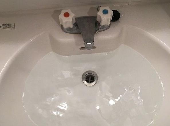 つまり 洗面 所 排水 溝